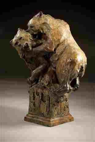 A Mother Bear