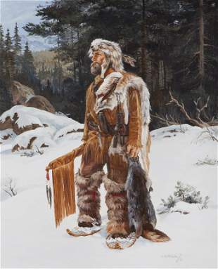 The Trapper by Karin Hollebeke