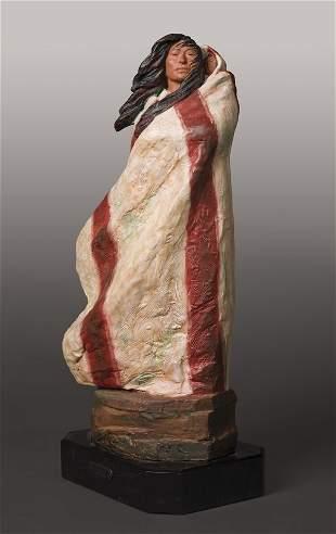 Sacagawea II by Harry Jackson