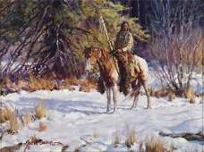 Winter Scout by Martin Grelle