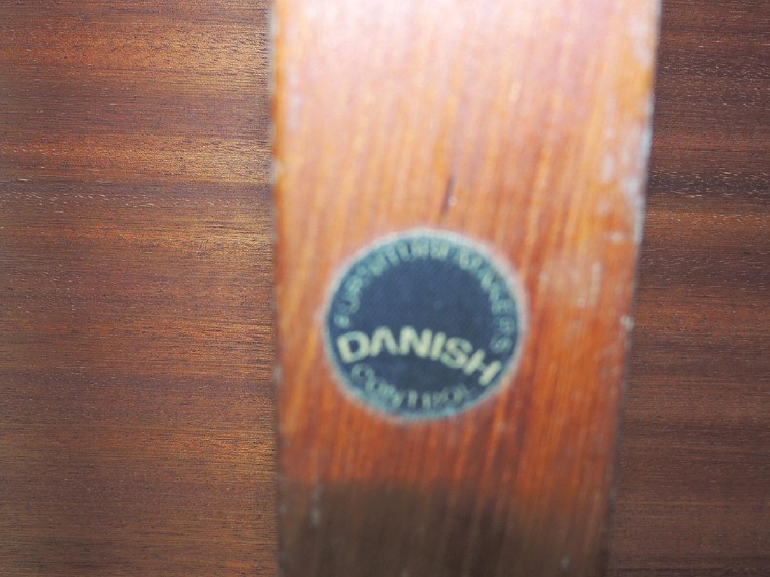 Danish Modern Teak Coffee Table - 3