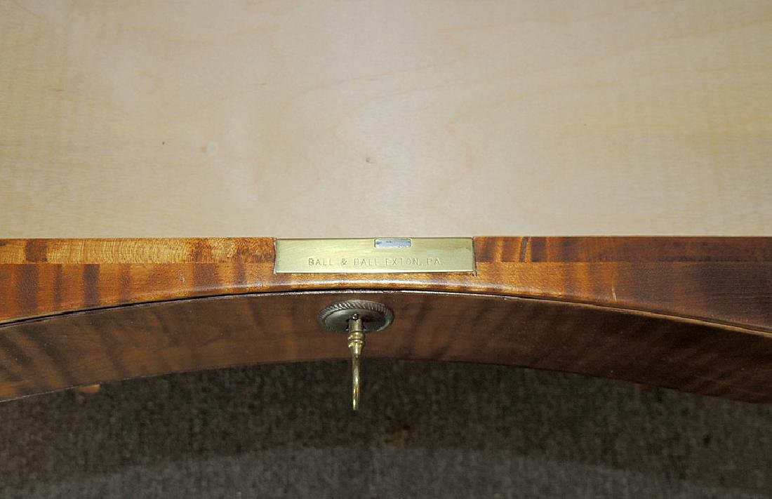 Cabinet-Made Tiger Maple Chest of Drawers - 3