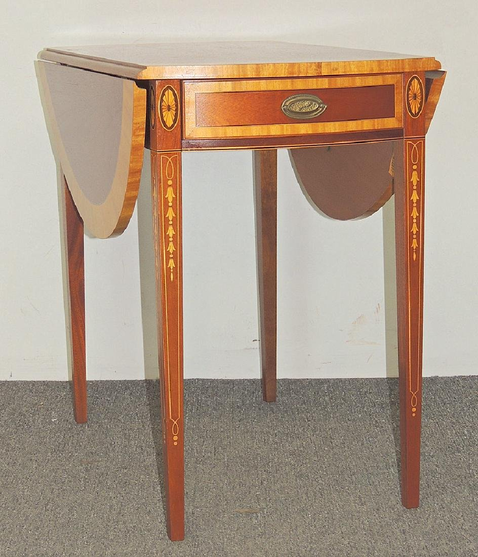 Cabinet-Made Federal-style Pembroke Table