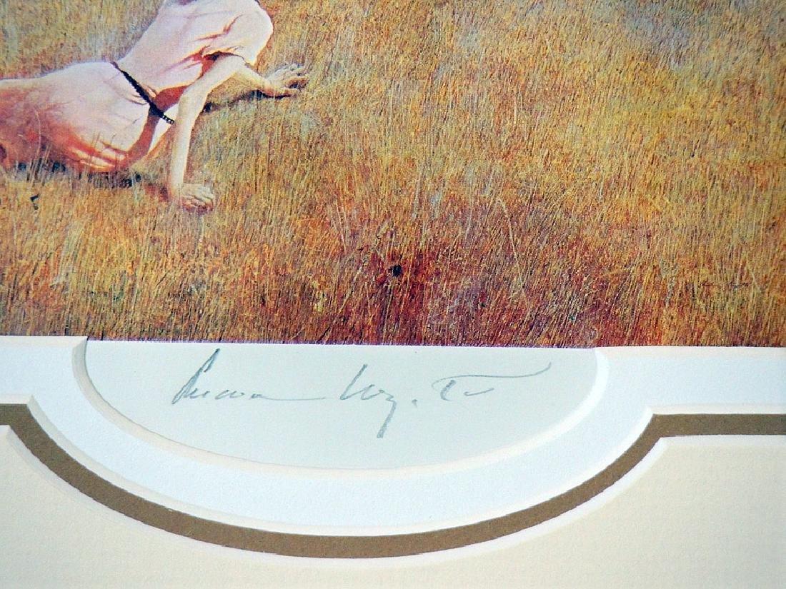 Andrew Wyeth Print, Christina's World - 2