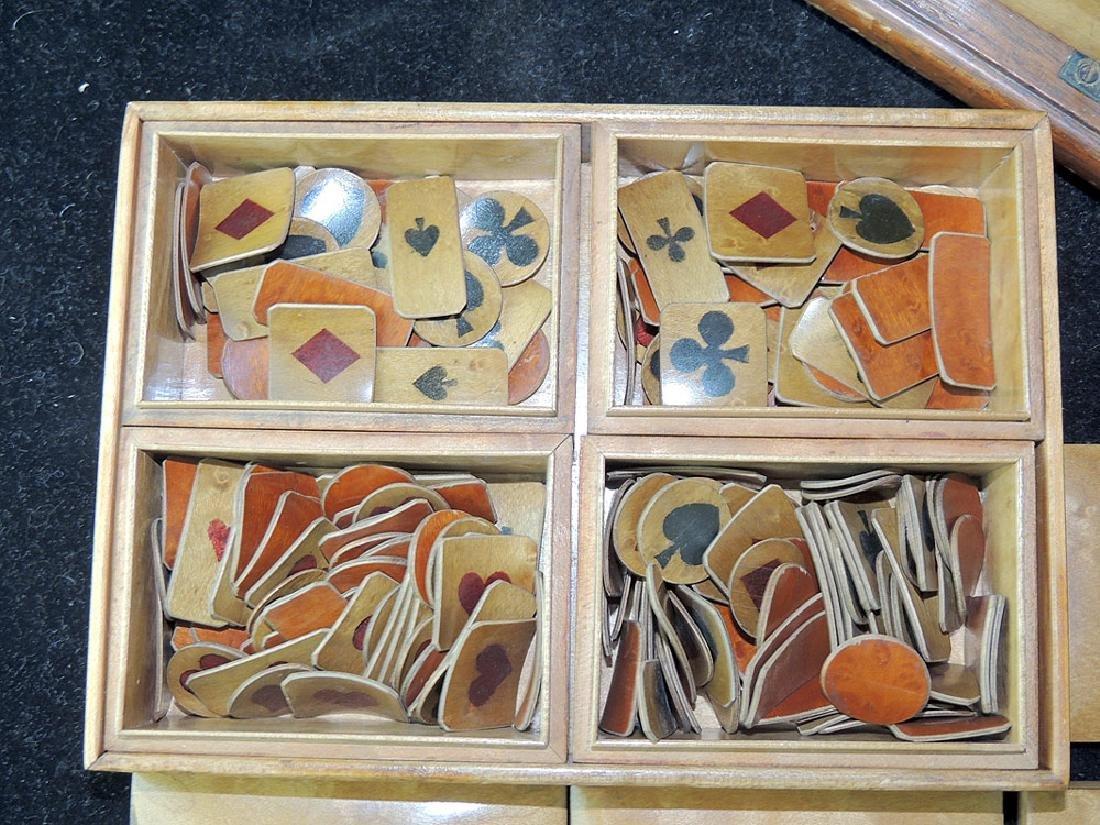 Burl Wood Presentation Box - 4
