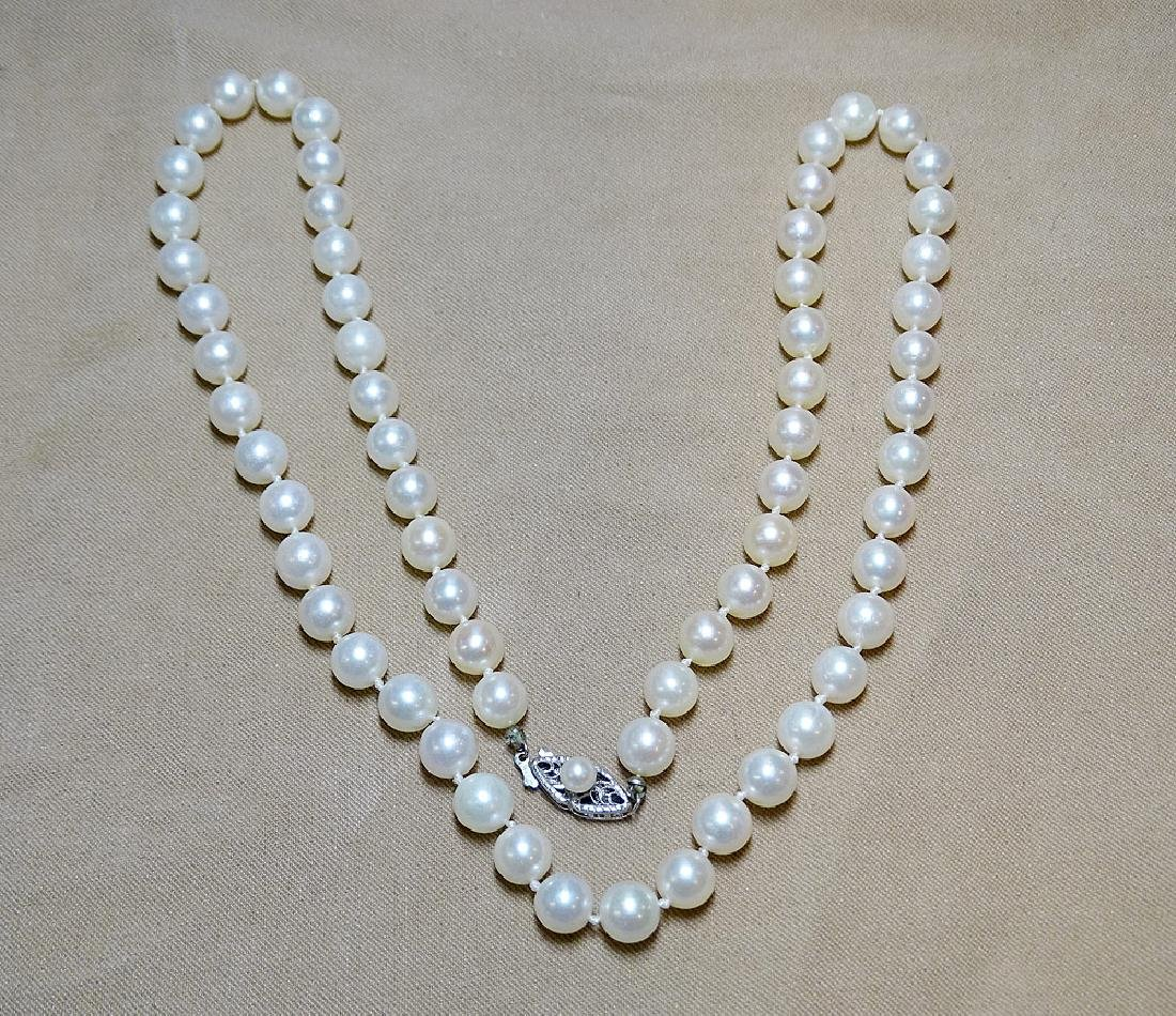 Strand of Pearls.