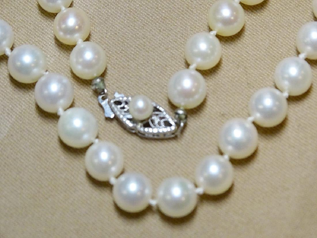Strand of Pearls. - 2