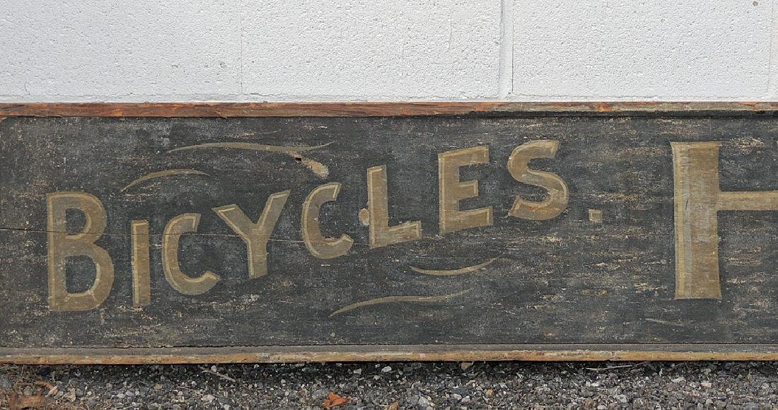 19th C. Painted Wood Trade Sign - 2