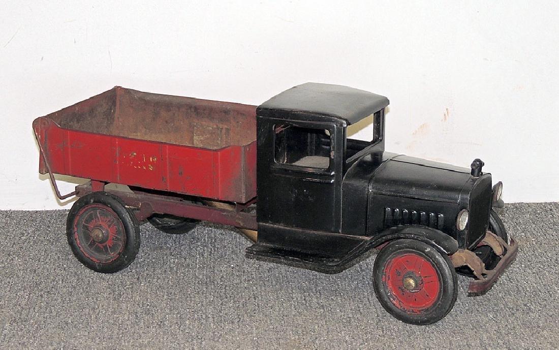 Buddy L Hydraulic Dump Truck