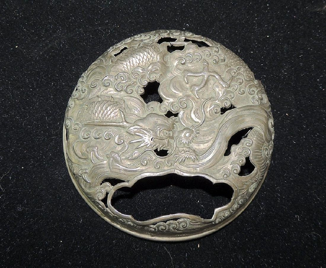 Chinese Bronze Handwarmer - 3
