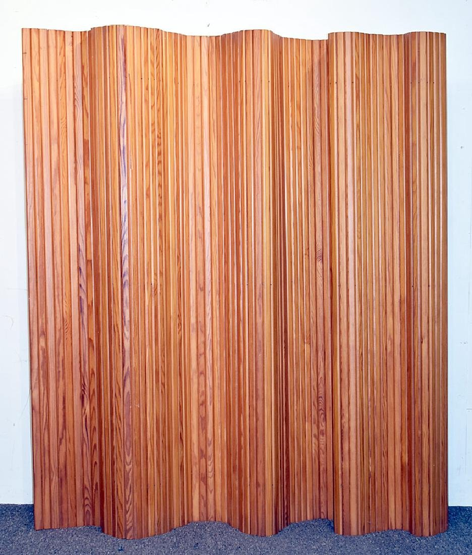 Alvar Aalto Laminated Pine Screen