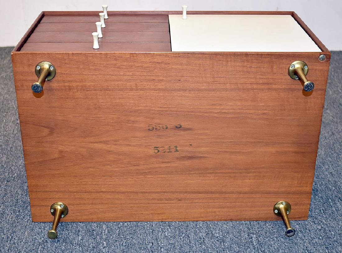 George Nelson/Herman Miller Miniature Cabinet - 4