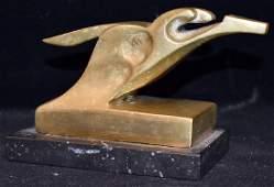 Wharton Esherick Bronze Sculpture, Horse Race