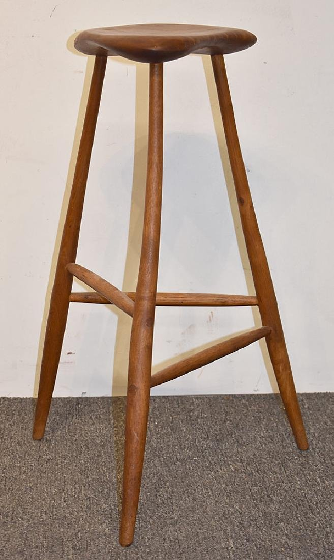 Wharton Esherick Three-Legged Stool
