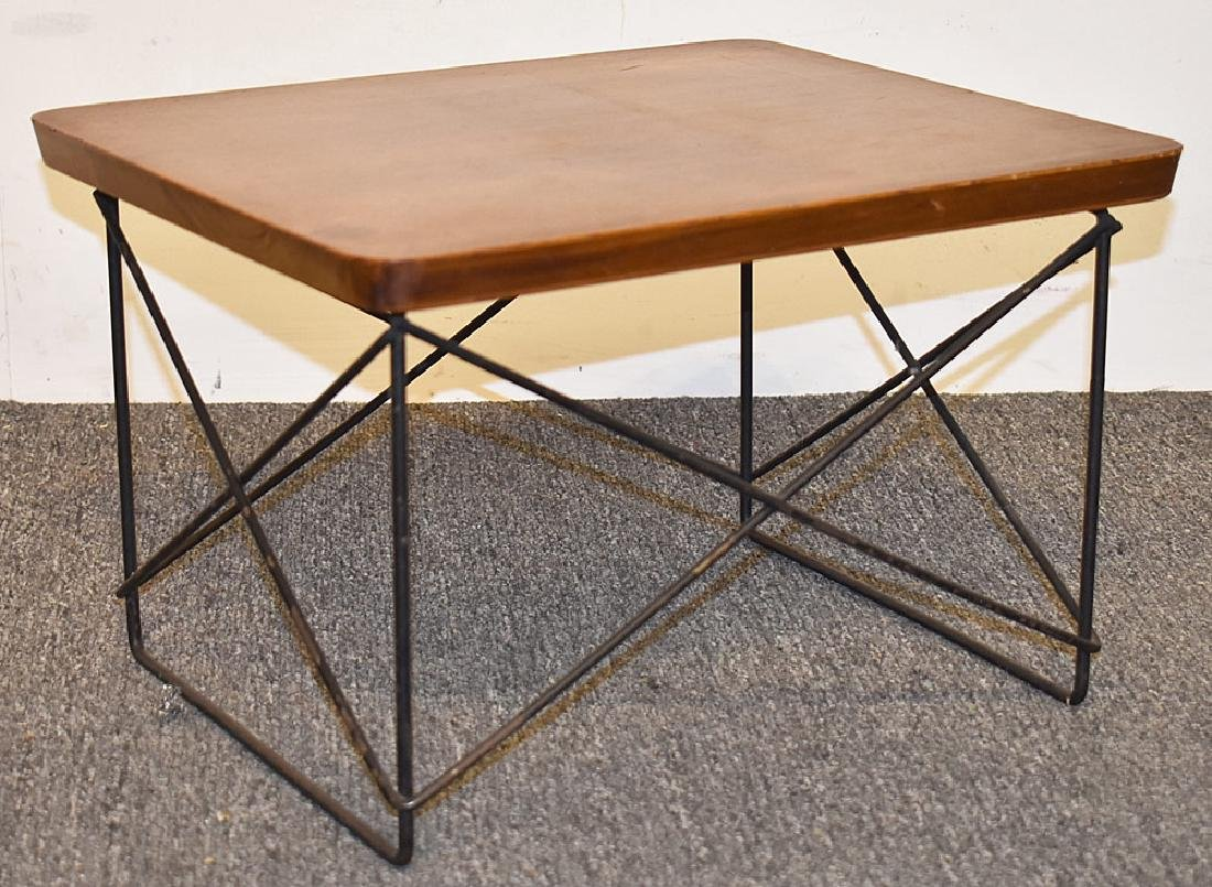 Charles & Ray Eames/Herman Miller LTR Table
