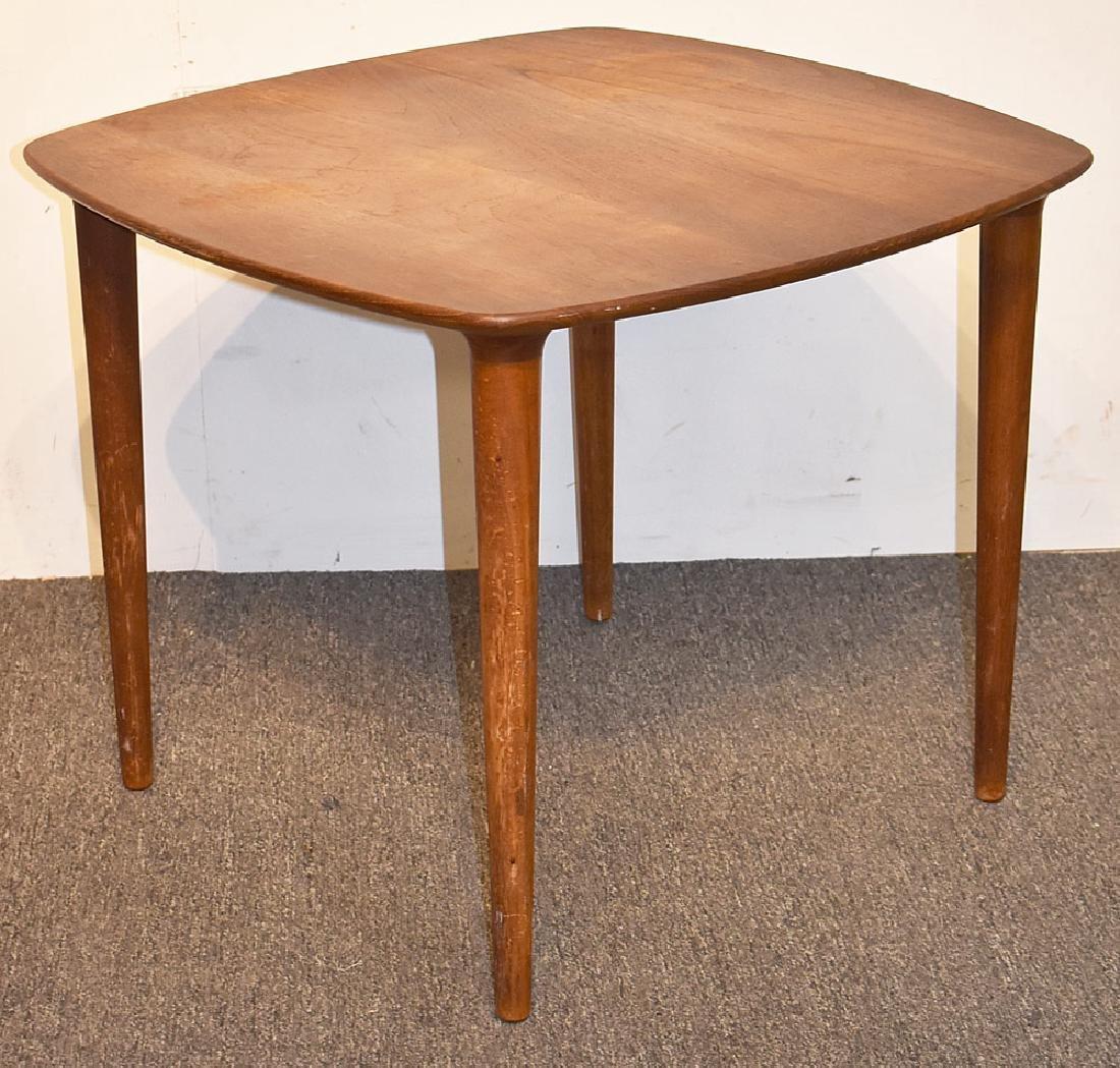 Teak lamp table norwegian teak lamp table aloadofball Images