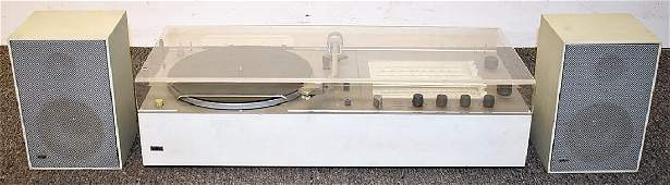 Dieter Rams for Braun Audio 2 Stereo