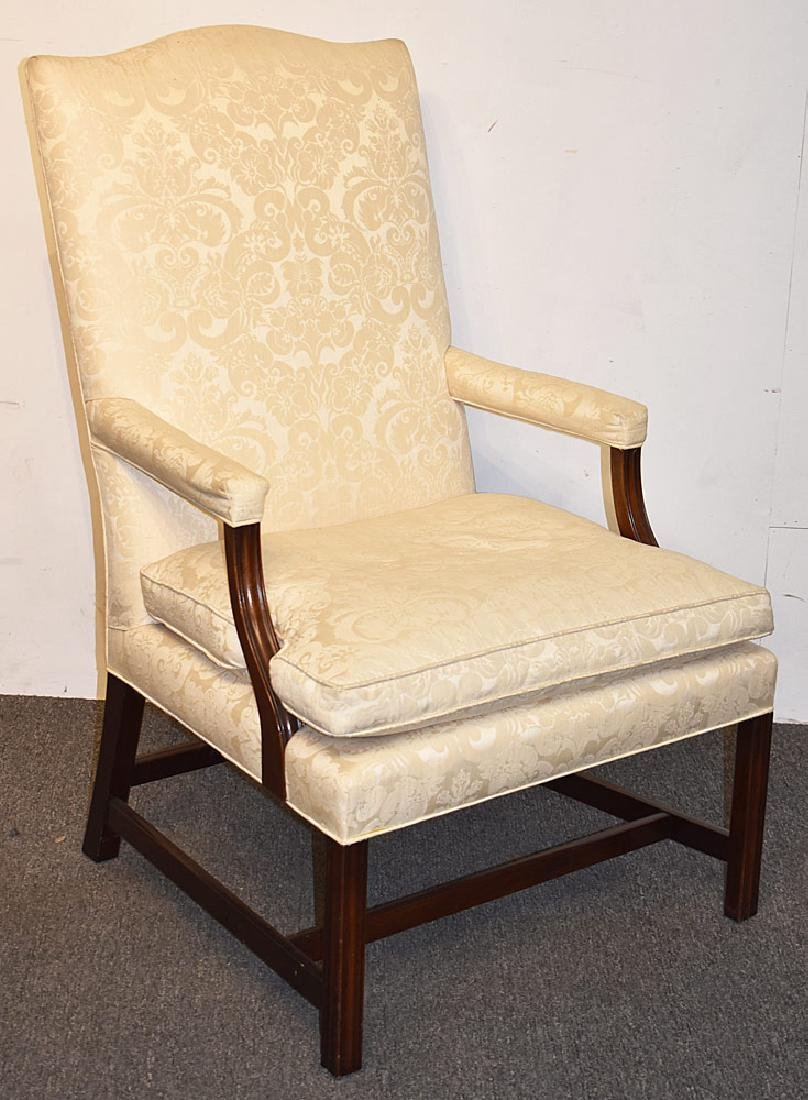 Kindel Georgian-style Lolling Chair