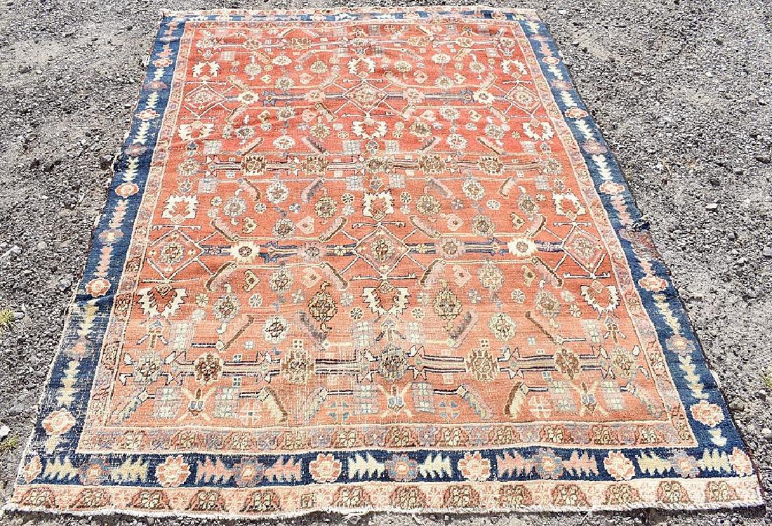 Caucasian Carpet, 97 x 70 in.