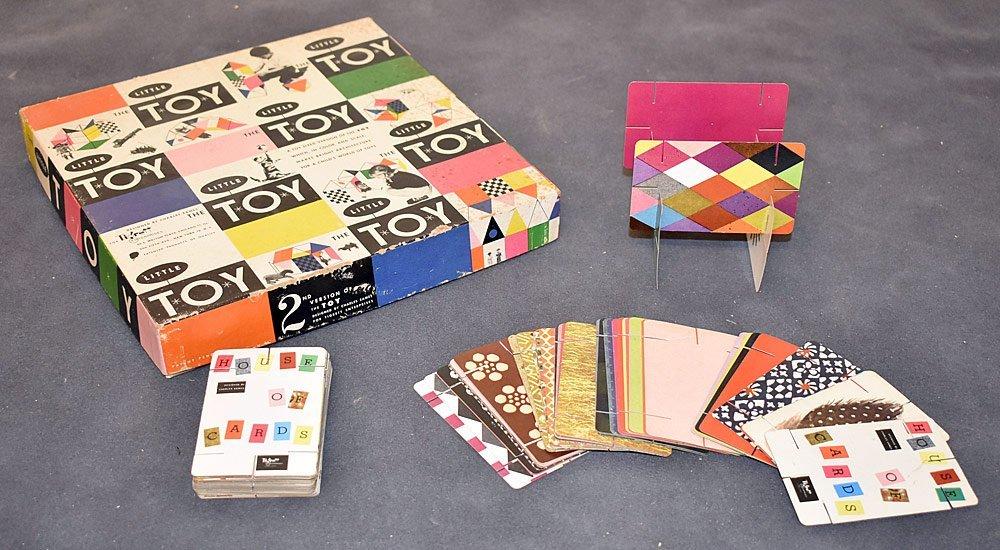 Three Charles Eames Toys