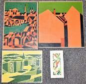 Four Adolph R. Flesch Works