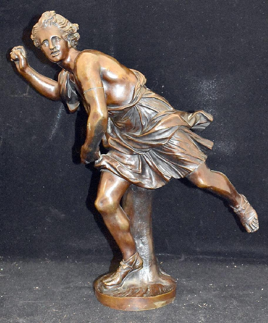 Susse Freres Bronze Sculpture of a Man
