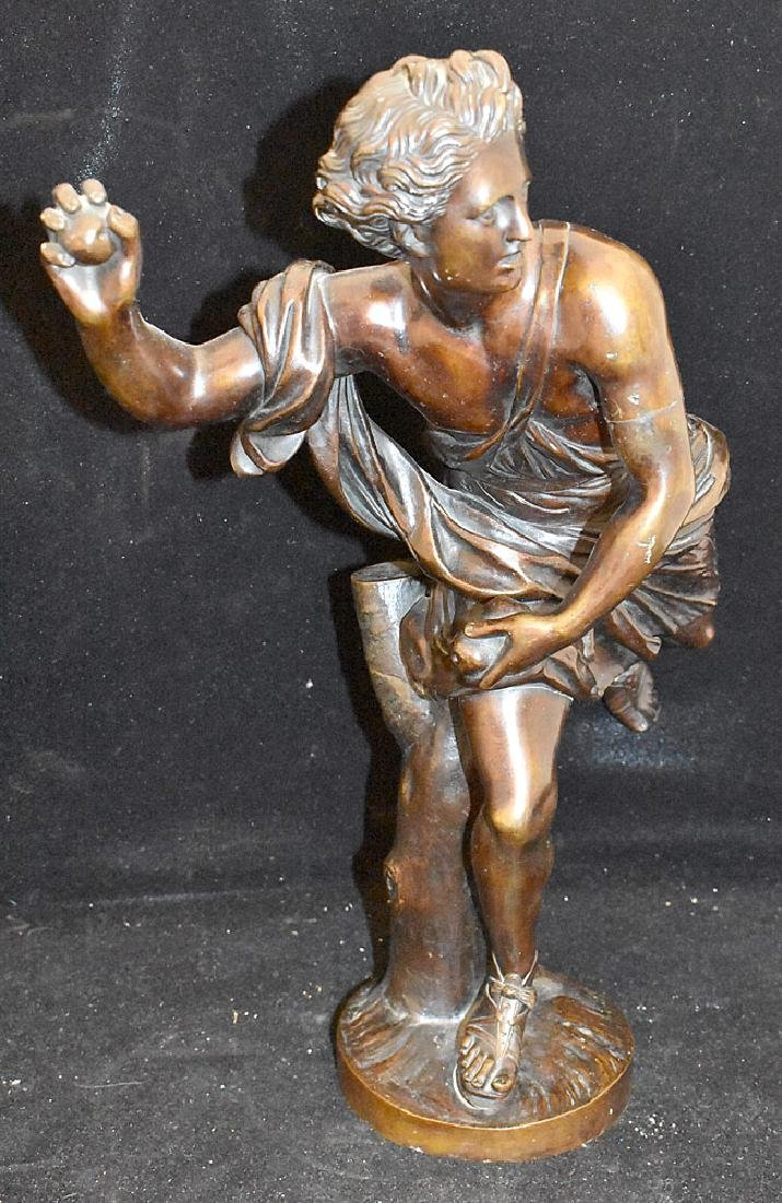 Susse Freres Bronze Sculpture of a Man - 2