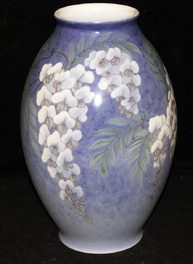 Jenny Meyer/Royal Copenhagen Porcelain Vase