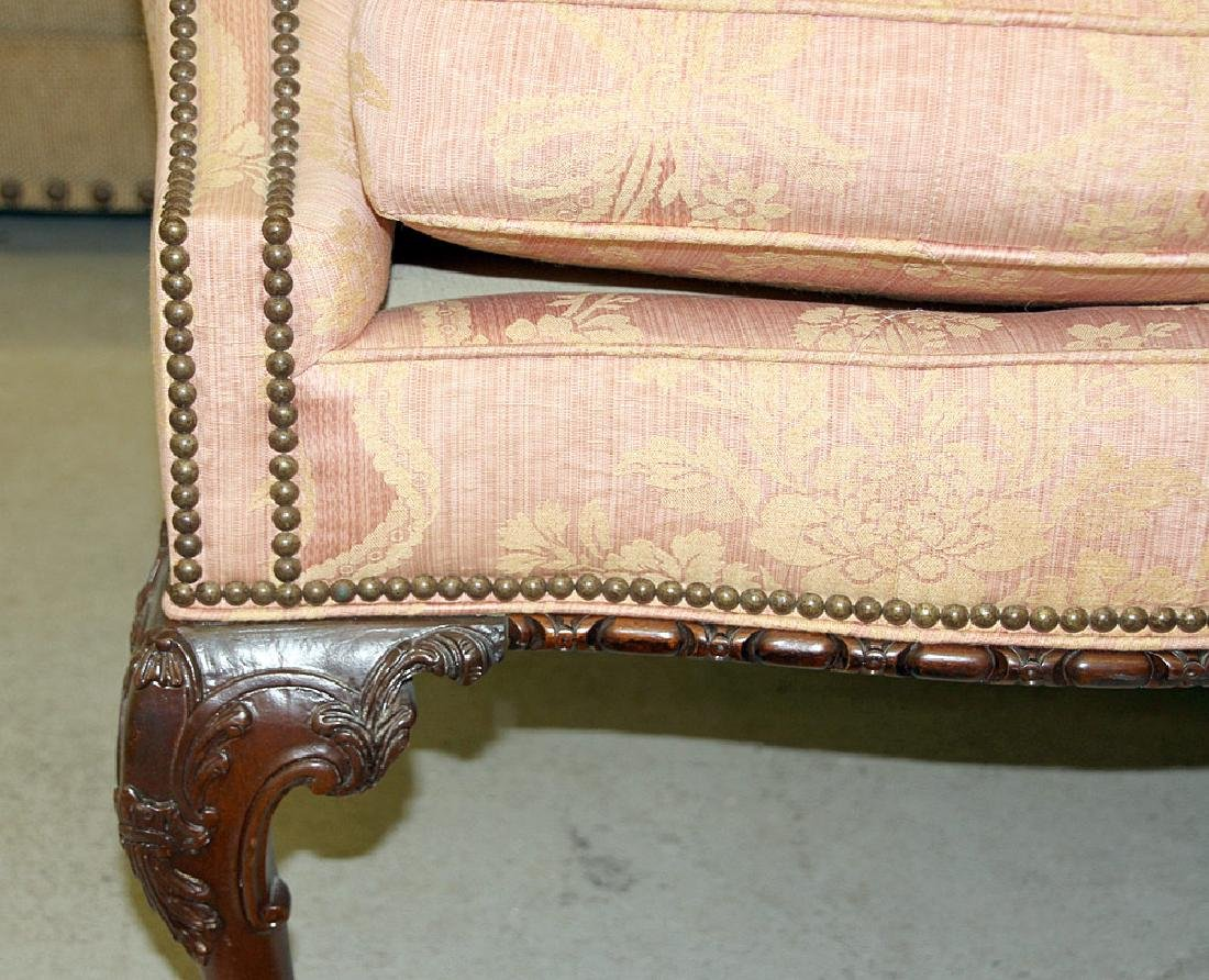 Baker Chippendale-style Sofa - 2