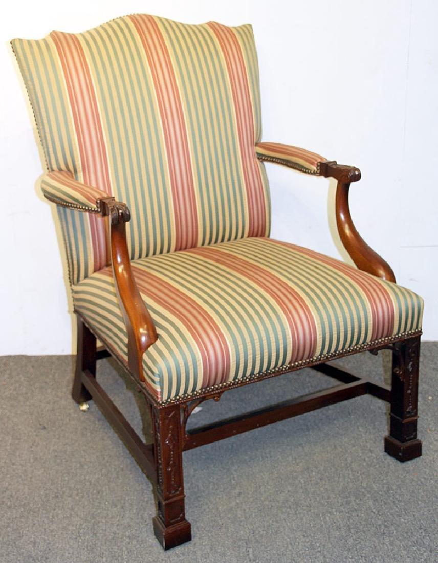 Baker Georgian-style Armchair
