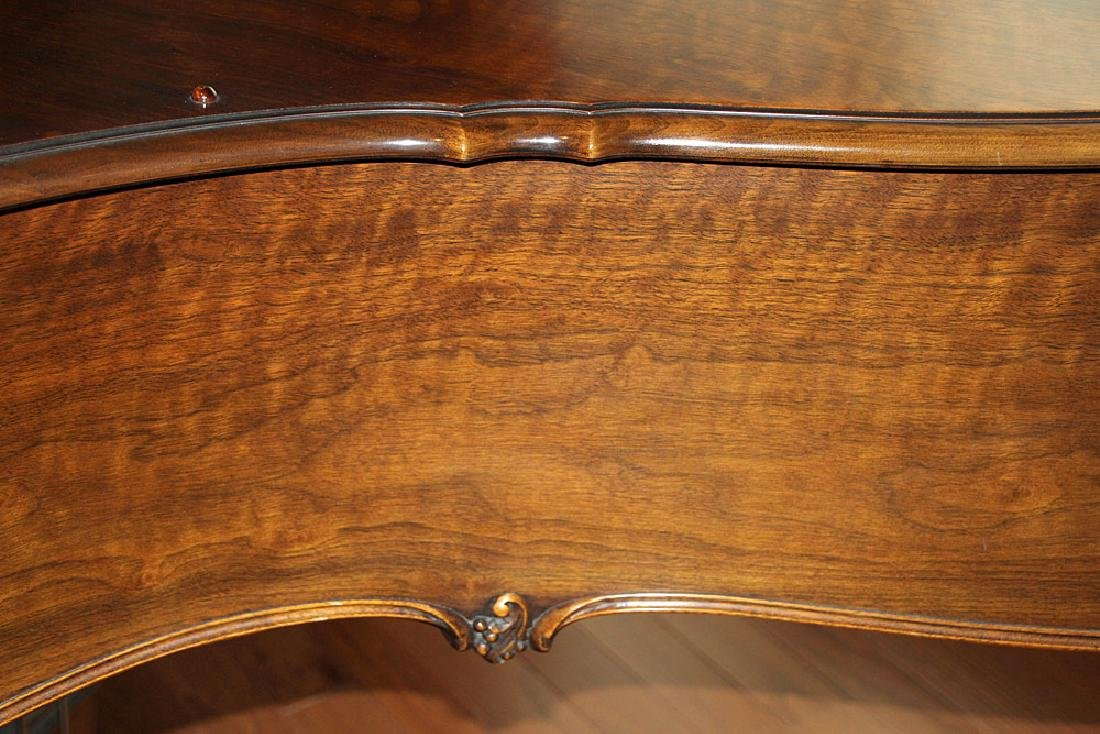 Steinway & Sons French Case Baby-Grand Piano - 8