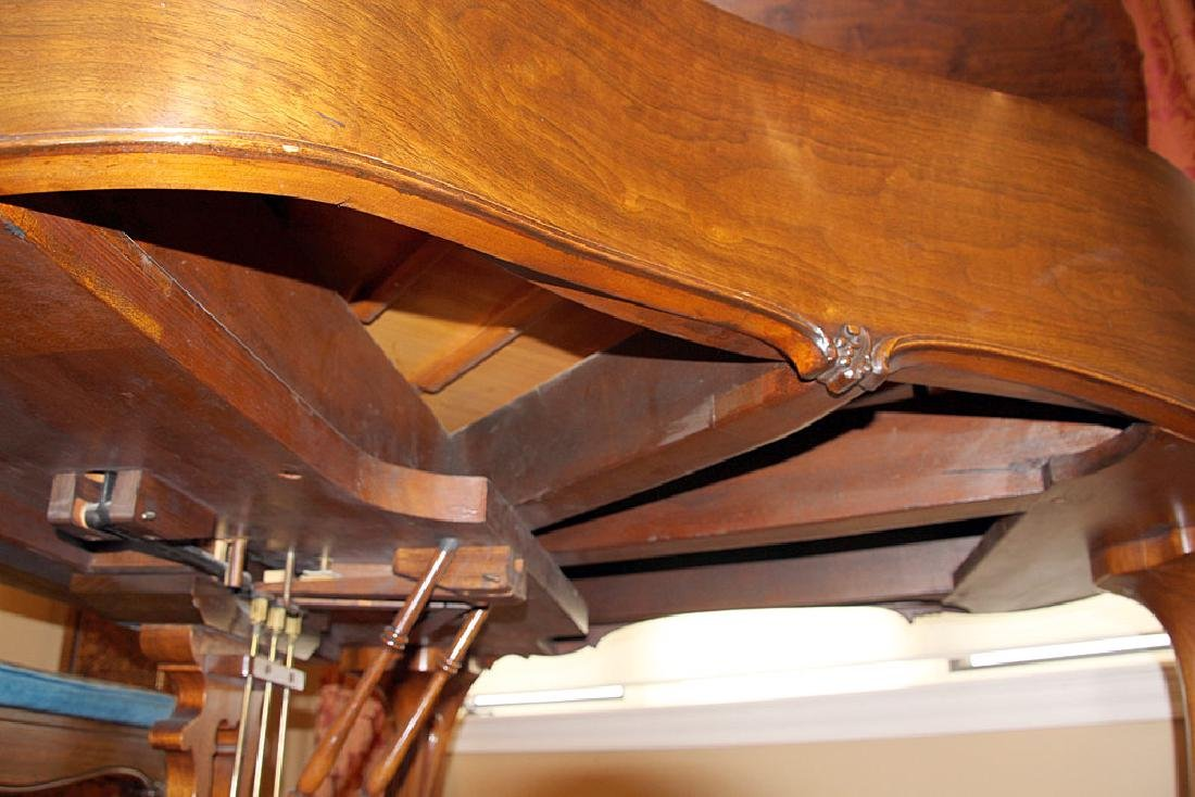 Steinway & Sons French Case Baby-Grand Piano - 9