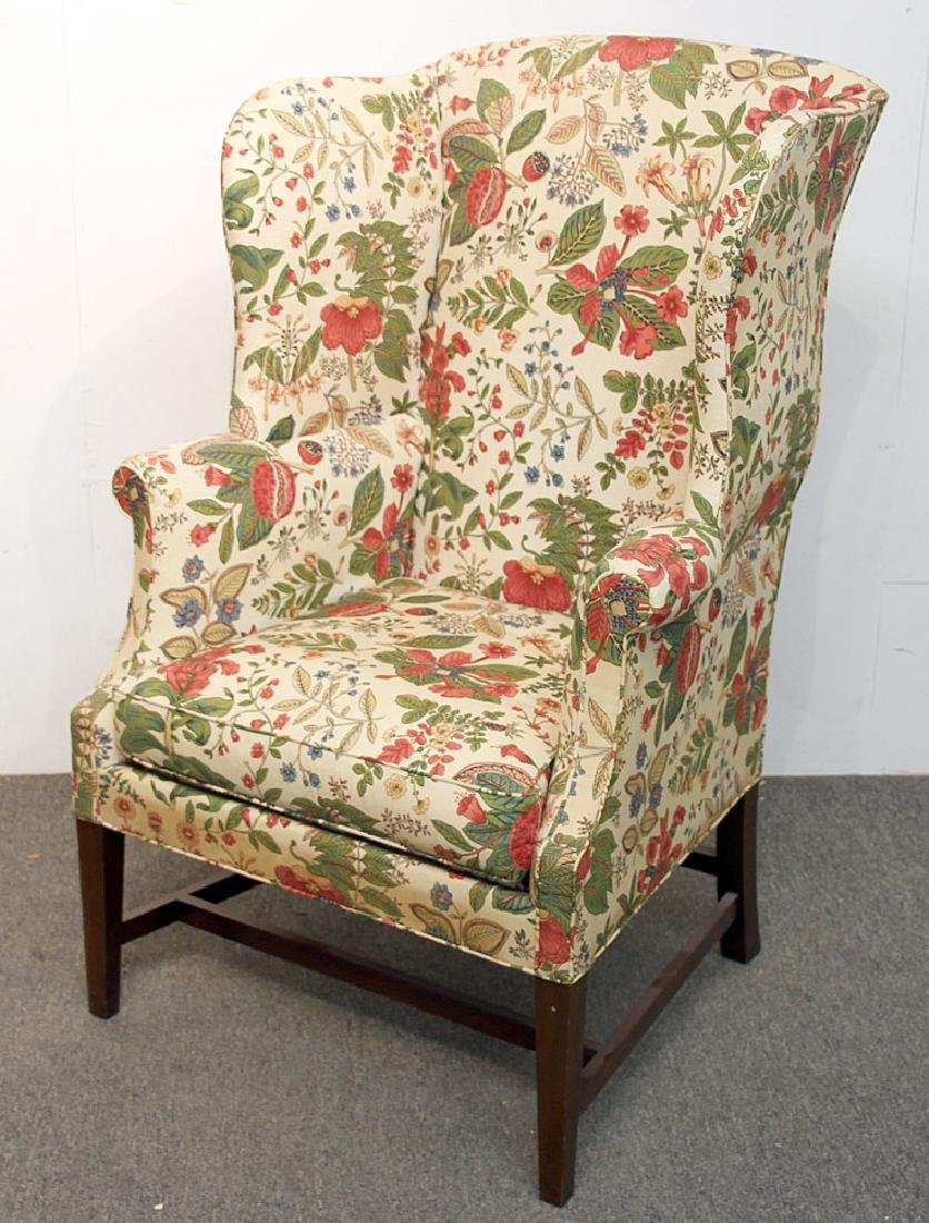 Kittinger Williamsburg Adaptation Wing Chair