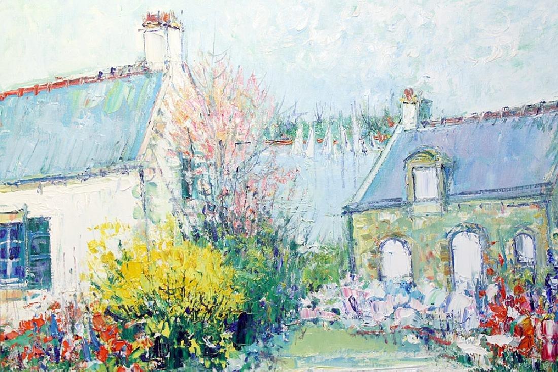 Yolande Ardissone Oil/Canvas, Landscape - 2