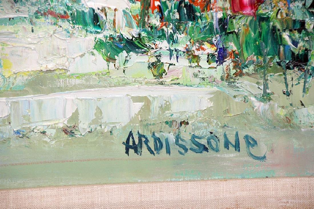 Yolande Ardissone Oil/Canvas, Landscape - 3