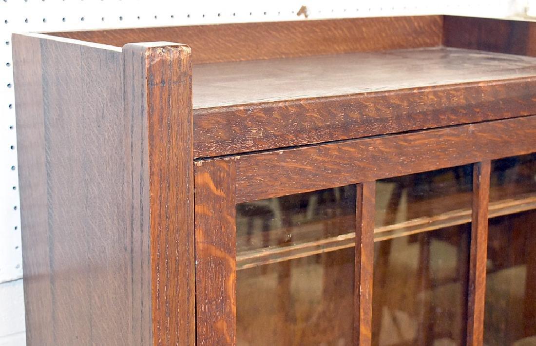Stickley Bros. Arts & Crafts Oak Bookcase - 2