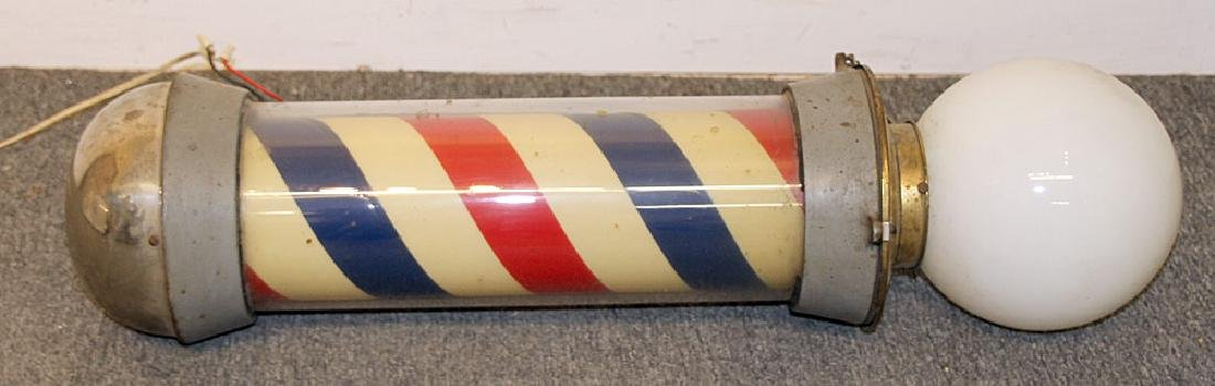 Koken Wall-Mounted Barber Pole