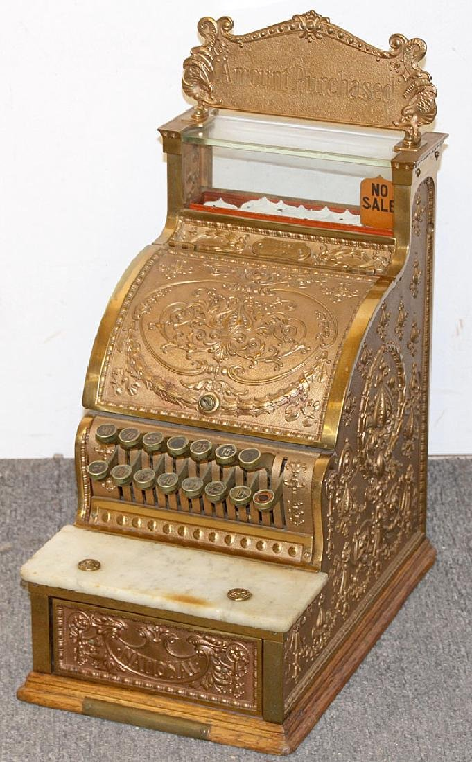 National Cash Register Model 313