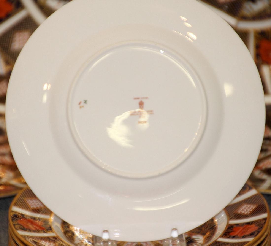 Royal Crown Derby Imari Porcelain Tablewares Set - 3
