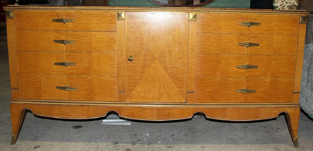 Albano Midcentury Maple Sideboard