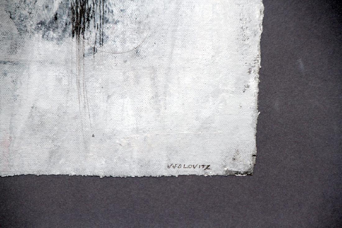 Vivian Wolovitz Mixed-Media on Canvas - 2