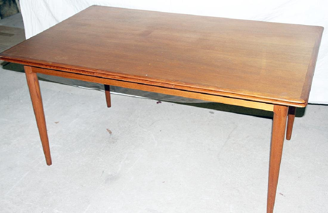Moreddi Teak Extension Dining Table - 2