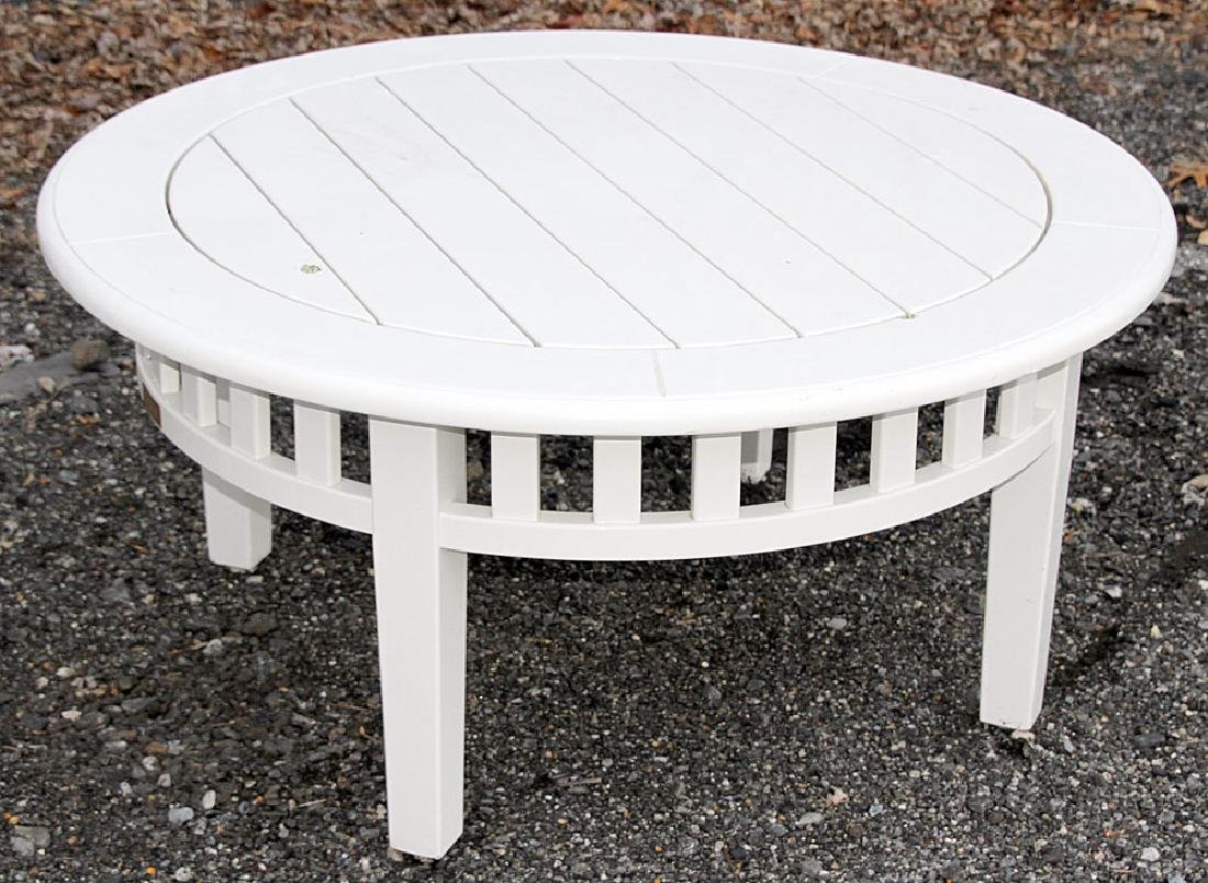 Weatherend Patio Cocktail Table