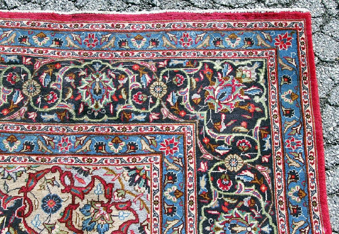"Persian Kashmar Room-size Carpet, 9'7"" x 13' - 3"