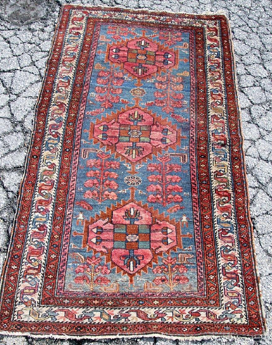 "Persian Mat, 71"" x 40"""