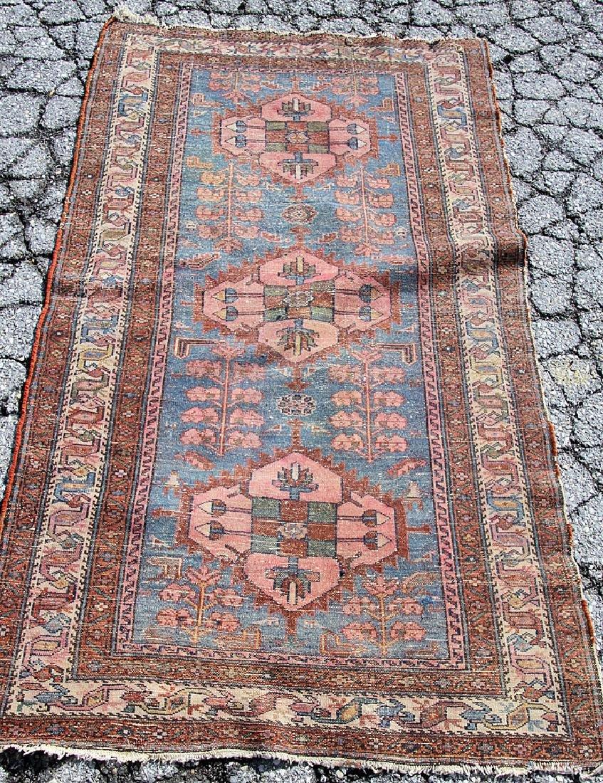 "Persian Mat, 71"" x 40"" - 2"