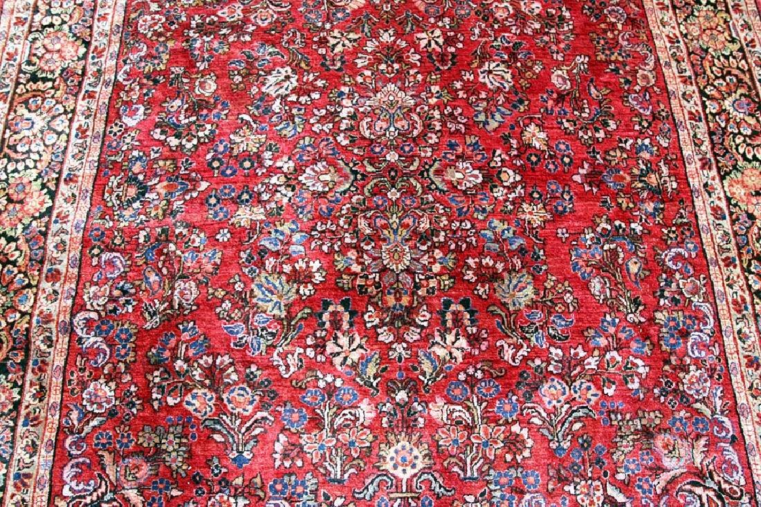 """Sarouk Area-size Carpet, 7'9"""" x 7'2"""" - 2"""