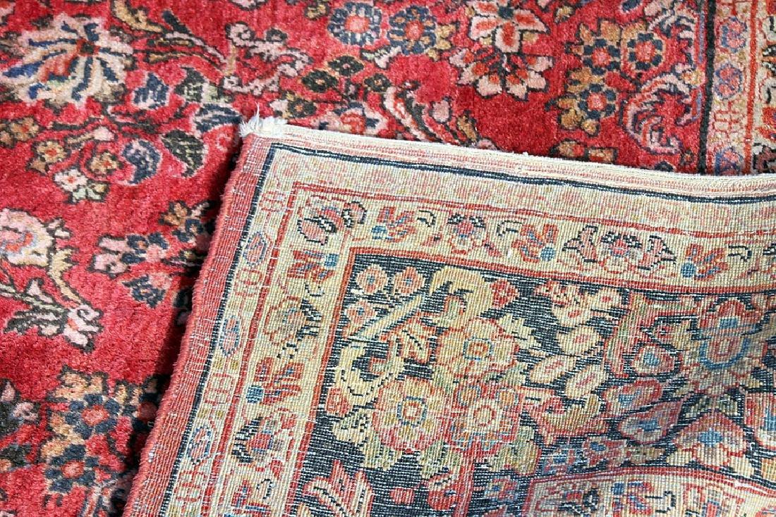 """Sarouk Area-size Carpet, 7'9"""" x 7'2"""" - 3"""
