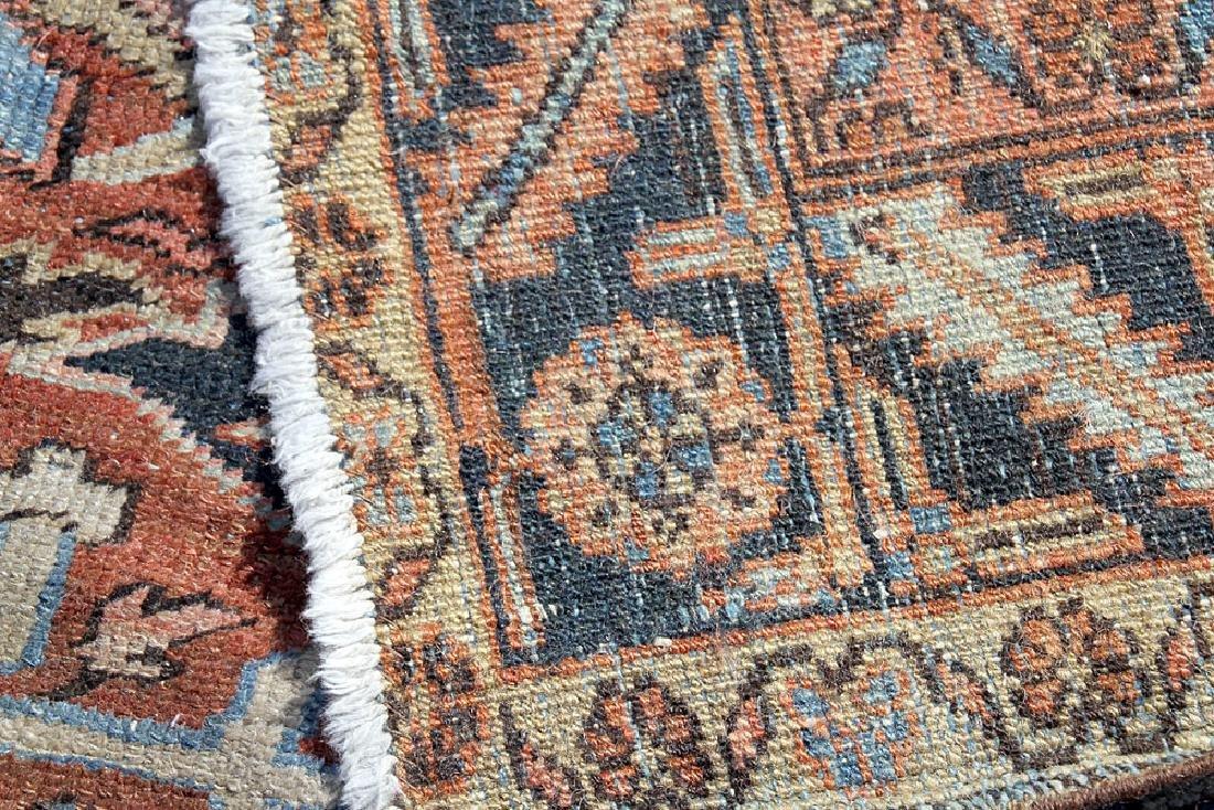 "Antique Heriz Room-size Carpet, 7'11"" x 11'10"" - 5"