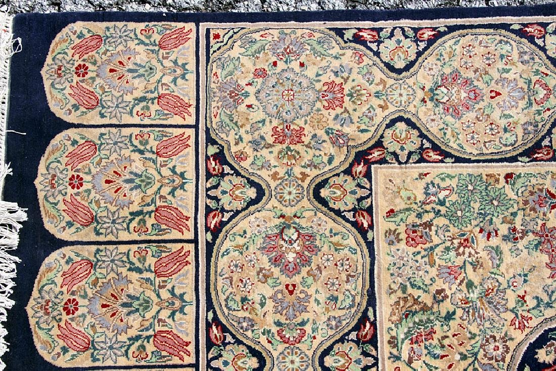 "Kirman Room-size Carpet, 9' x 11'7"" - 2"